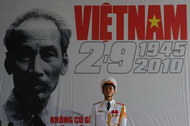 a look into vietnam declaration of independence of 1945